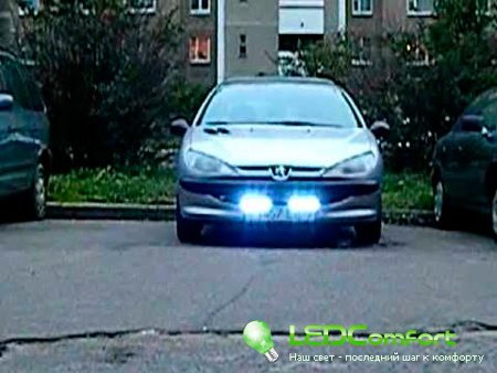 Светодиодный свет — надежное решение для вашего автомобиля