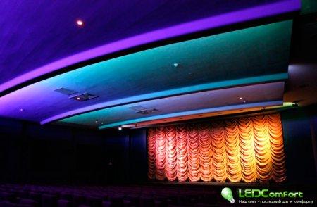 Освещение концертных залов