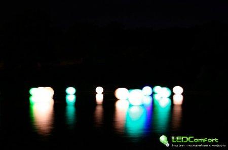 Танец света и воды