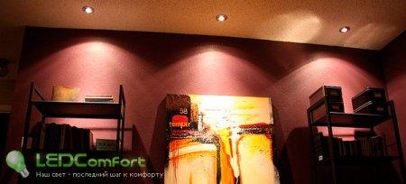 Освещение для кладовой комнаты