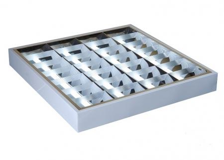 Светодиодные растровые светильники