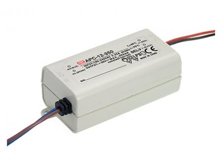 Драйвера и источники тока MEAN WELL для светодиодов.