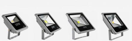 Светодиодные прожекторы Eco.