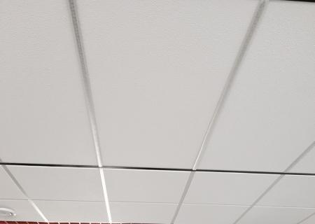 Освещение подвесного потолка Армстронг (Armstrong).