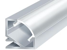 Угловой профиль для светодиодной ленты ЛПУ17 Акция!